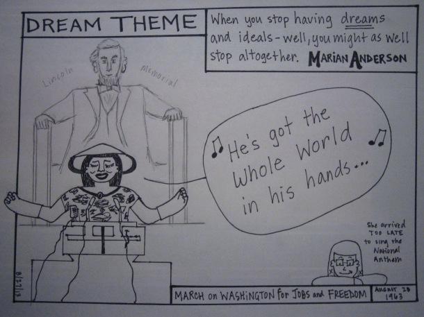 c96- marian anderson dream