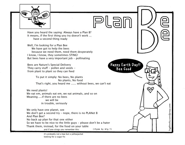 Plan Bee earth day